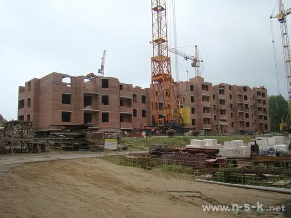 Молодежная, 8 (Никольский проспект, 9 стр) фото темпы строительства