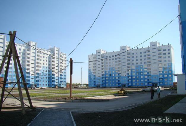 Спортивная, 8 (Забалуева, 8 стр) фото темпы строительства
