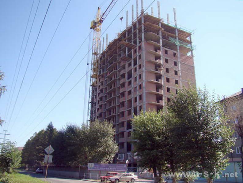 Добролюбова, 152/1 (152 стр) фото темпы строительства
