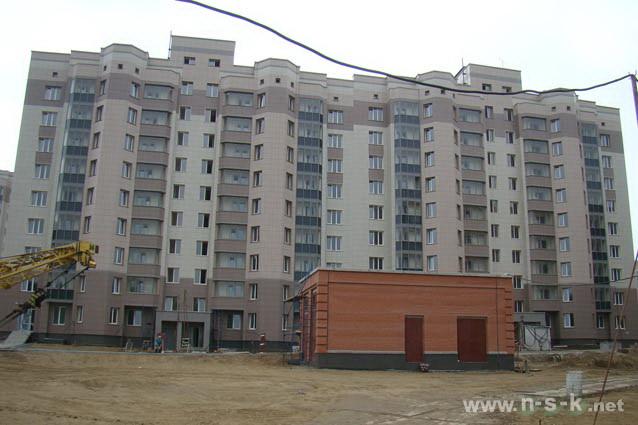Молодежная, 4 (Никольский проспект, 13 стр) фото темпы строительства