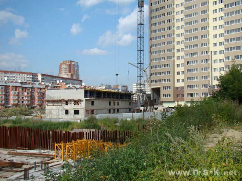Галущака, 17 фото темпы строительства