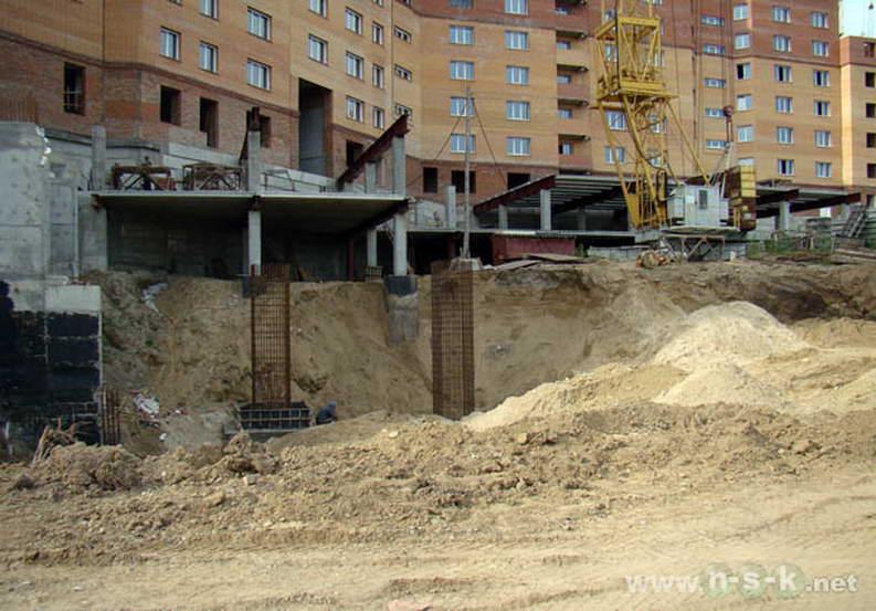 Стартовая, 4 фото темпы строительства