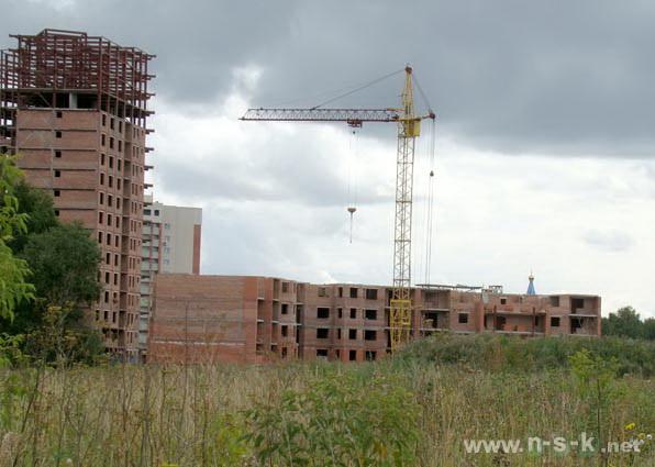Краснообск, Западная, 228 фото темпы строительства