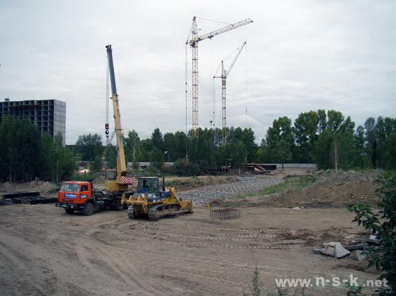 Березовая, 19 (Березовая, 9 стр) фото темпы строительства