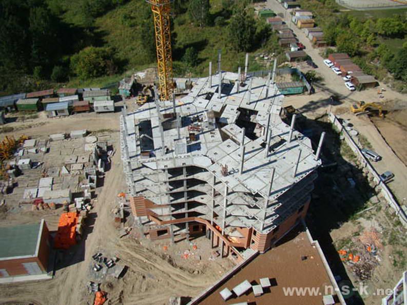 Высоцкого, 45 фото темпы строительства
