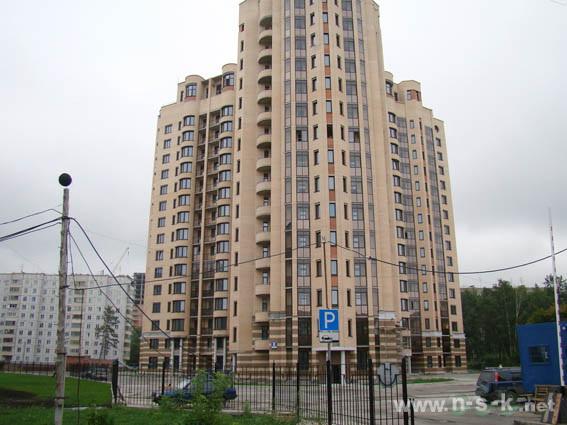 Российская, 8 фото темпы строительства