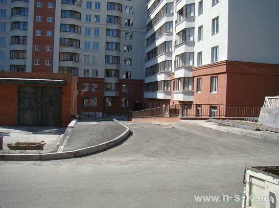 Зыряновская, 55 (55/1 стр) фото темпы строительства
