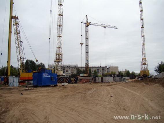 Березовая, 11 (Березовая, 7 стр) фото темпы строительства