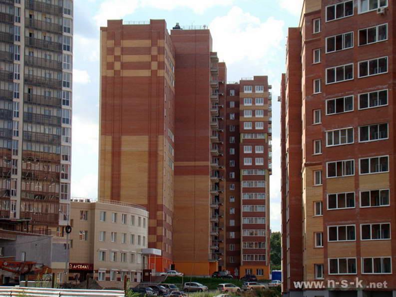 Горский микрорайон, 10 (Горская, 10) фото как строится