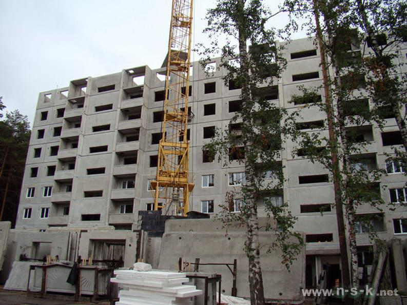 Шатурская, 6 фото как строится