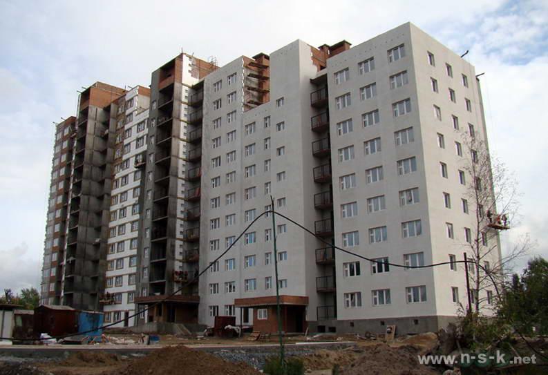 Березовая, 11 (Березовая, 7 стр) фото как строится