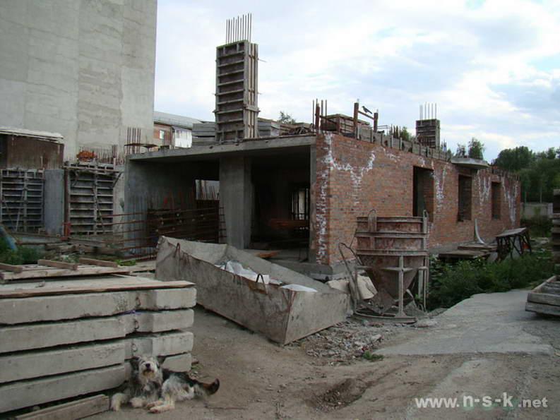 Покрышкина, 1 фото как строится