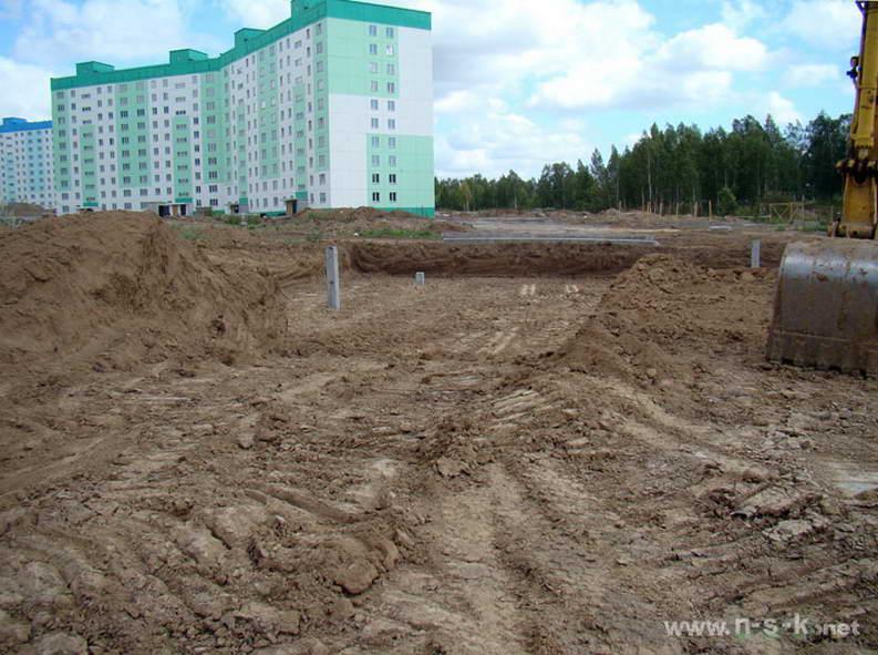 Татьяны Снежиной, 35, 37 (Высоцкого, 39, 40 стр) фото как строится