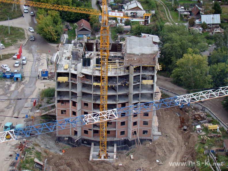 Кирпичная горка 5-я, 11, 12, 13, 16 фото как строится