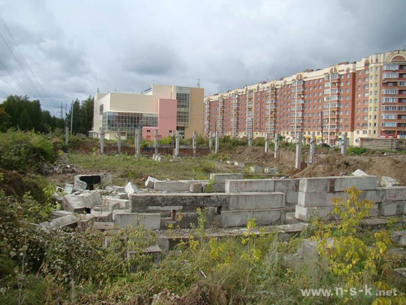 Выборная, 144/1 фото как строится