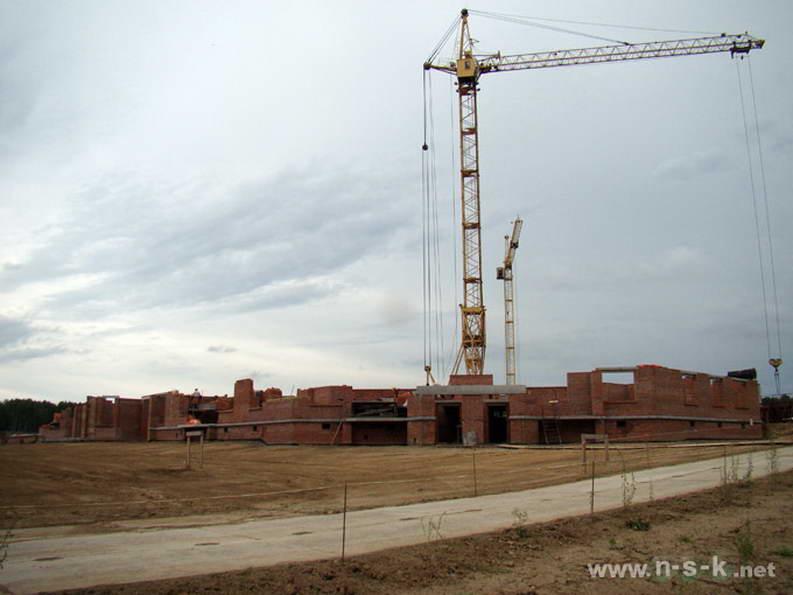 Никольский проспект, 10 фото как строится