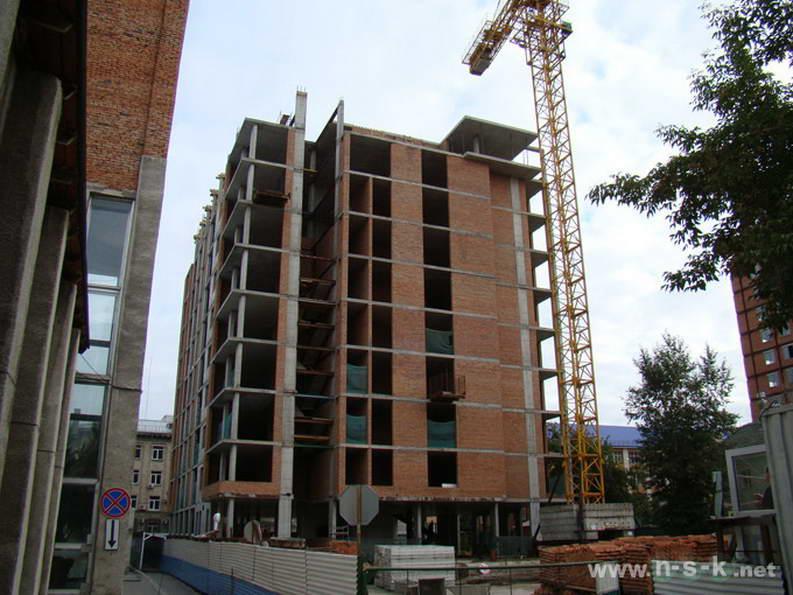 Коммунистическая, 34 (Rich House) фото как строится