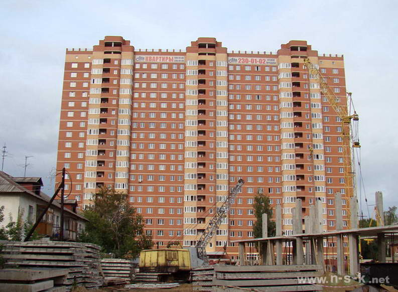 Вавилова, 3 фото как строится