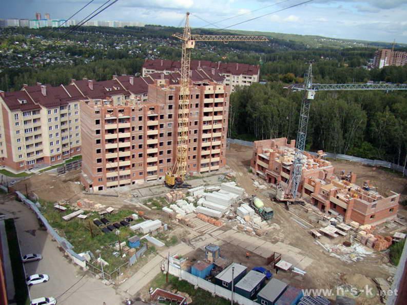 Выборная, 105/2, 105/3 фото как строится