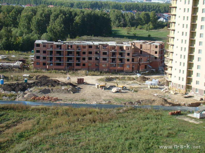 Краснообск, Западная, 228 III кв. 2012