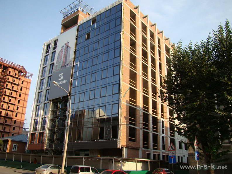 Коммунистическая, 34 (Rich House) III кв. 2012