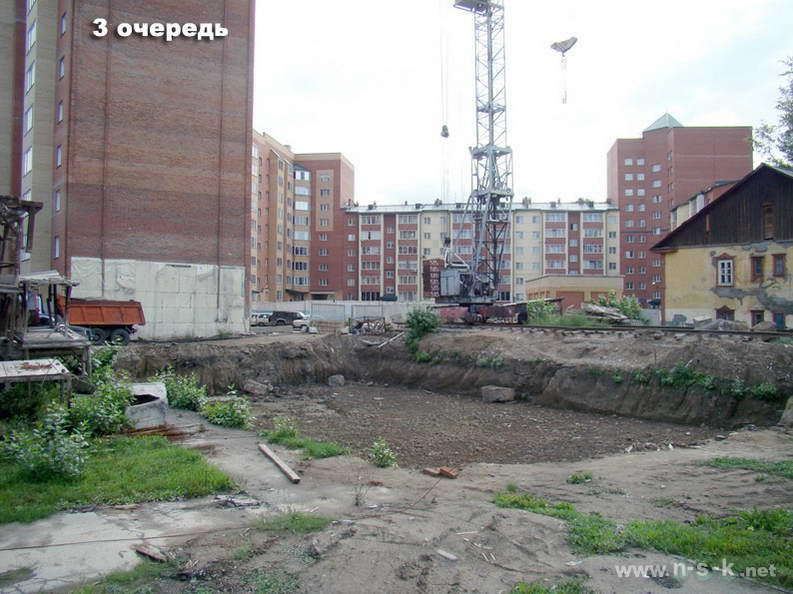 Пятницкого, 12 III кв. 2012