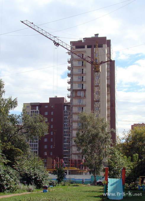 Некрасова, 63 III кв. 2012