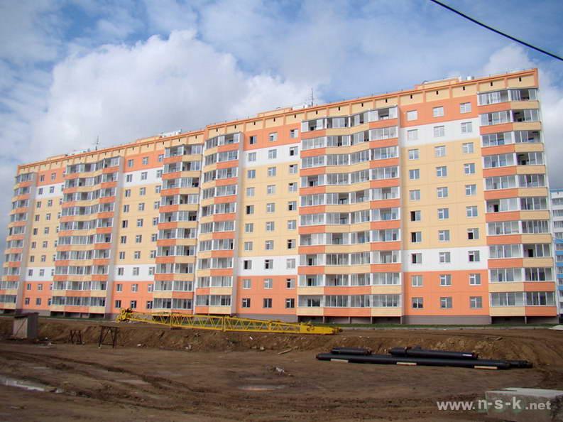 Гребенщикова, 7/1 III кв. 2012