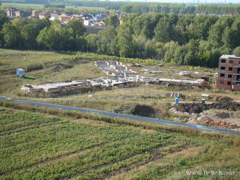Краснообск, Западная, 227 III кв. 2012