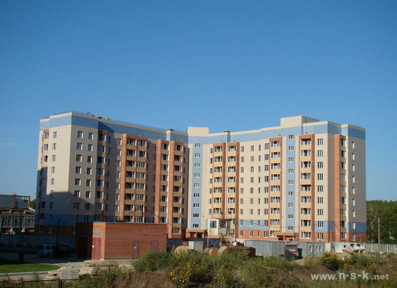 Краснообск, 113 III кв. 2012