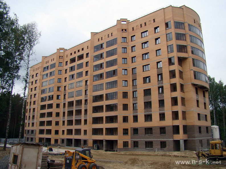 Академика Коптюга проспект, 19 III кв. 2012