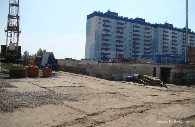 Выборная, 158 III кв. 2012