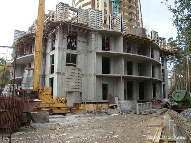 Залесского, 2/3 (2а стр), дом Нельсон III кв. 2012