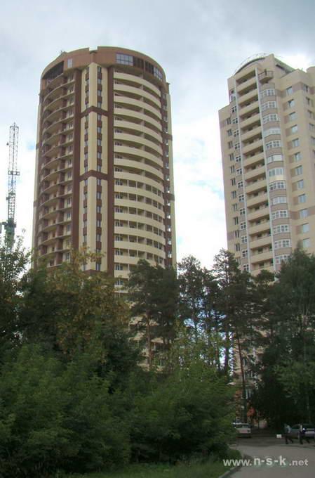 Залесского, 2/2 (2 стр), дом Байрон III кв. 2012
