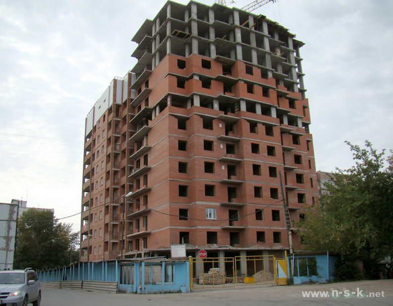 Красина, 60 III кв. 2012