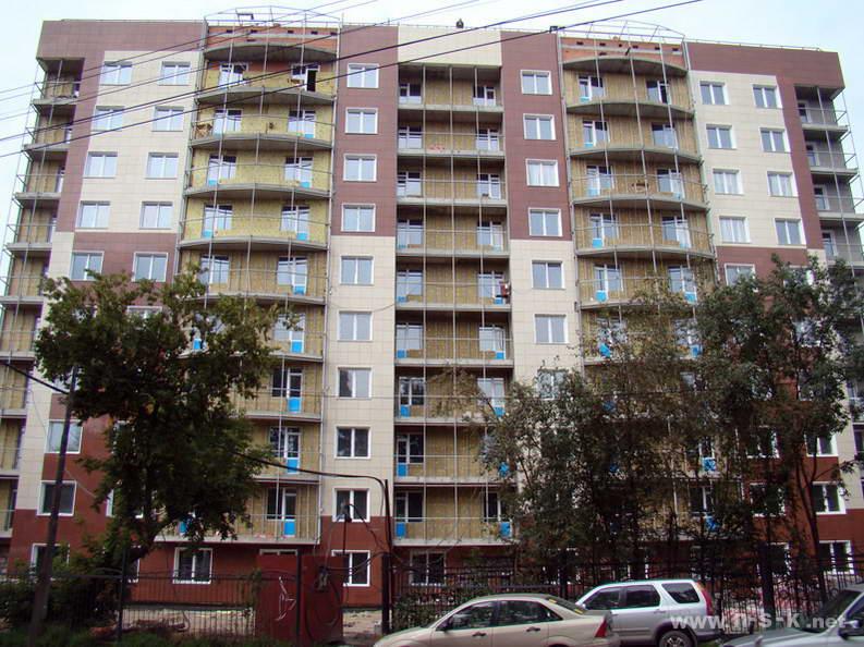 Беловежская, 4 (2/1 стр) III кв. 2012