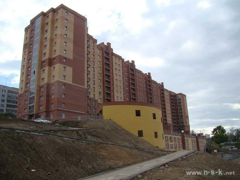 Кавалерийская, 9 III кв. 2012