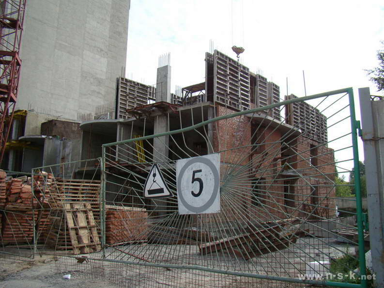 Покрышкина, 1 III кв. 2012