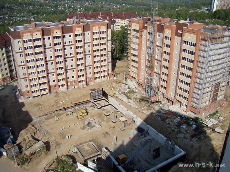 Выборная, 105/2, 105/3 III кв. 2012