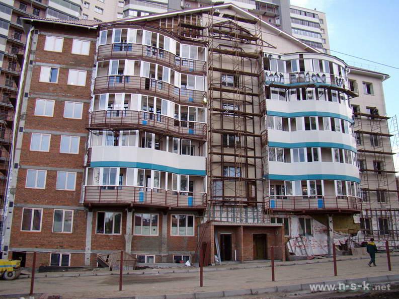 Трудовая, 24 (Орджоникидзе, 47/1) III кв. 2012