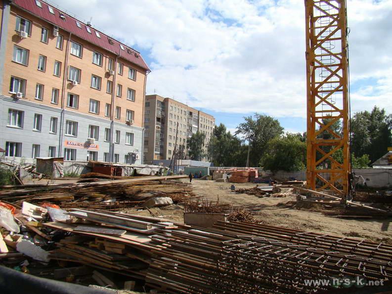 Некрасова, 63/1 III кв. 2012