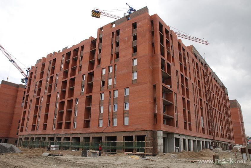 Большевистская, 128 (ГП 1) III кв. 2013