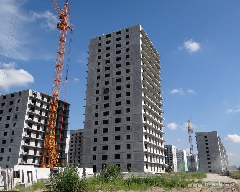 Высоцкого, 98 III кв. 2013