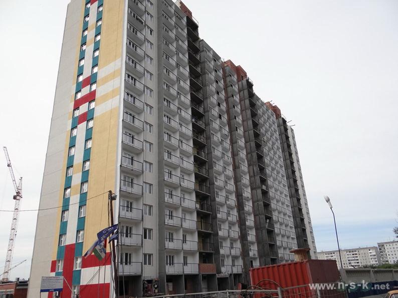Твардовского, 22 (Березовая, 14 стр) III кв. 2013