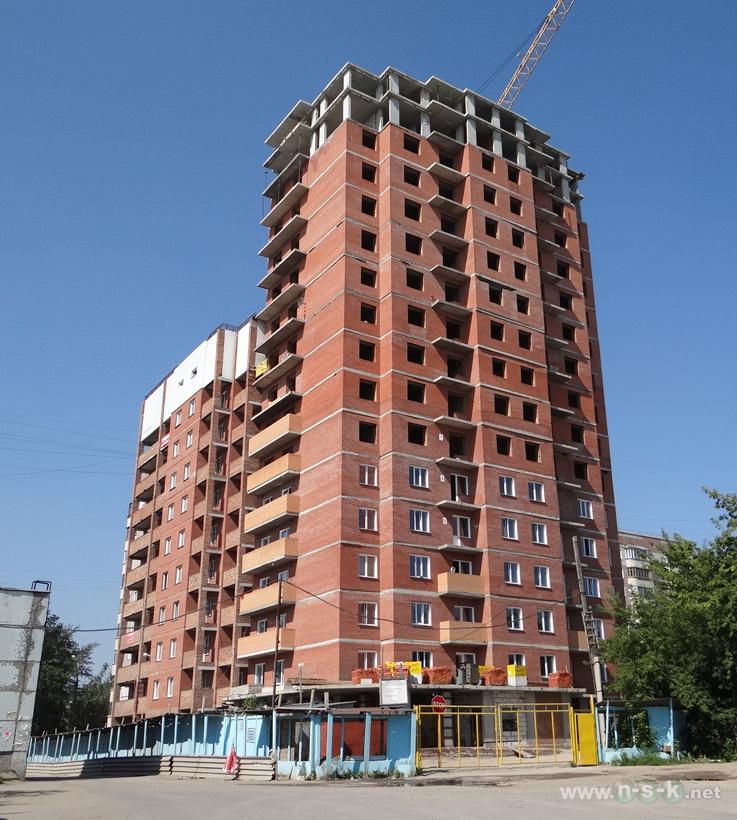 Красина, 60 III кв. 2013