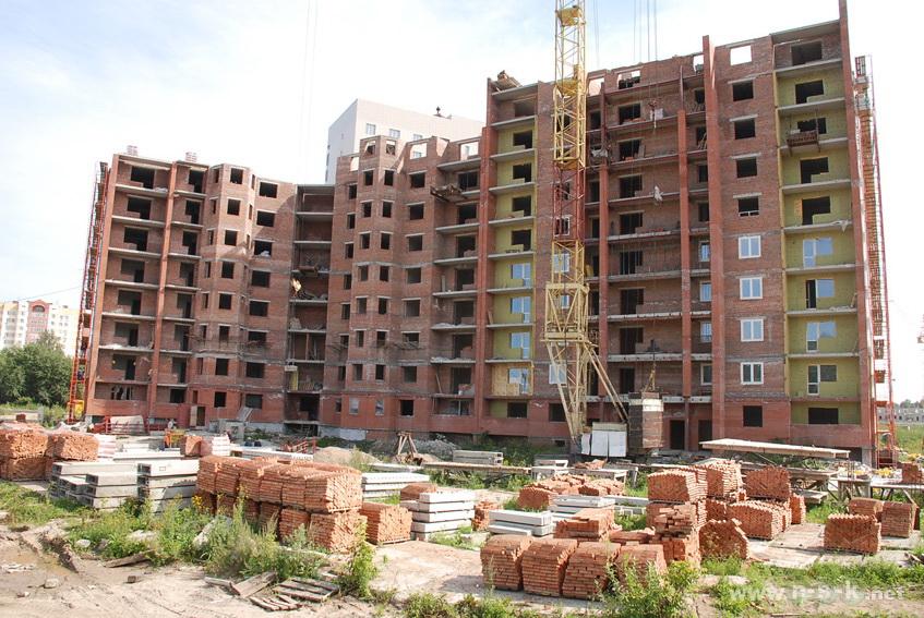 Краснообск, Западная, 228 III кв. 2013