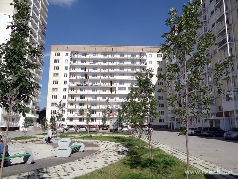 Татьяны Снежиной, 45/2, 45/3 (Высоцкого, 70, 71) III кв. 2013