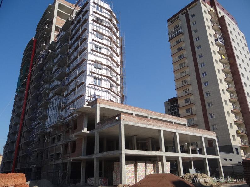 Некрасова, 63/1 III кв. 2013