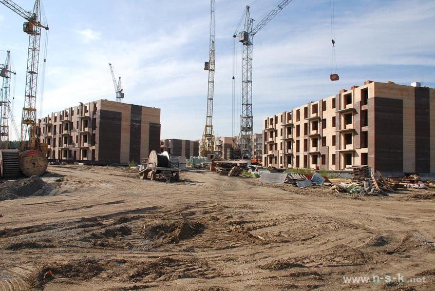 7-й микрорайон, 10-16 (Восточная, 8/10-8/16 стр), 2 очередь III кв. 2013