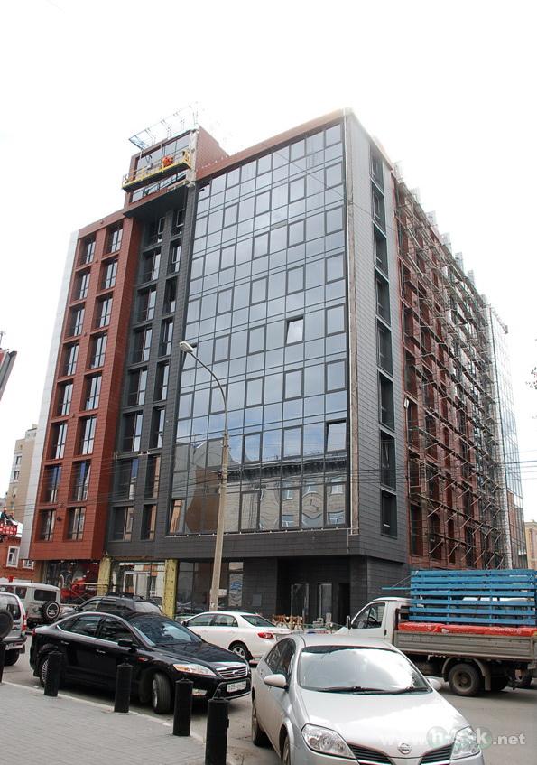 Коммунистическая, 34 (Rich House) III кв. 2013